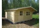 Domek drewniany Faro 20m² (4x5m), 44mm
