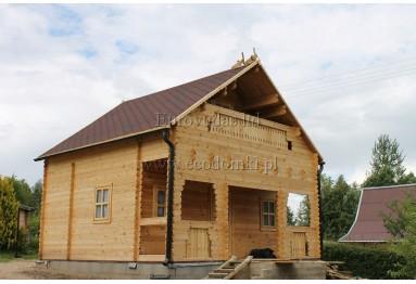 Domek drewniany na wymiar